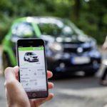 Mercedes-Benz world premiere of next generation smart electric drive