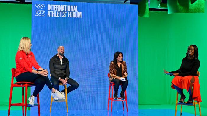 International Athletes Forum