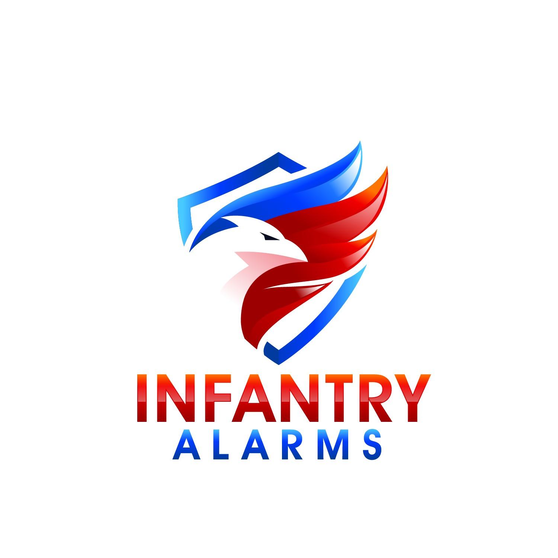 Infantry Alarms Logo