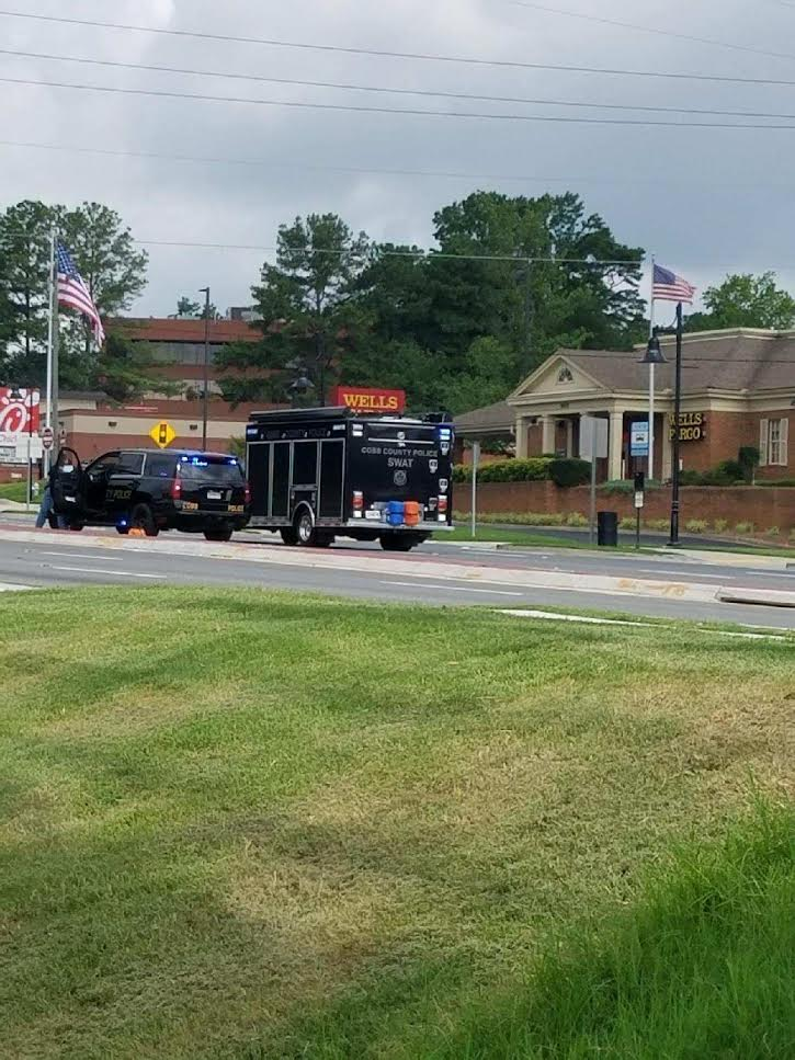 BREAKING NEWS: Wells Fargo Atlanta, GA Windy Hill Road